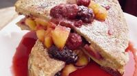 Mango Berry Stuffed French Toast - $2.85/serving