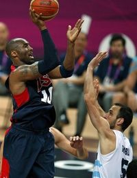 USA 126, Argentina 97 - Basketball