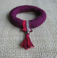 purple bangle