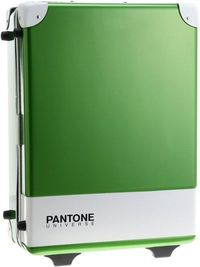 Pantone Suitcases. I don't think these are available anymore :(