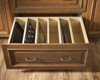 oven tray / muffin tin drawer