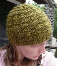 close knit: A Waffle Hat for You. Notes: I've made this hat about 6 or 7 times and it fits almost everyone. Do one fewer repeats for a lady's head.