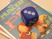 Rolling the dice to read game