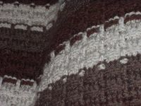 mochachino stitch - try this in rainbow stripes