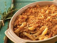 herbed mac and cheese
