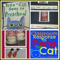 """Pete the Cat"" Classroom Response through Extended Projects including technology"