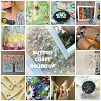 Amazing collection of Button Crafts