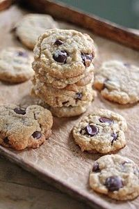 The ultimate coconut chocolate chip cookie.
