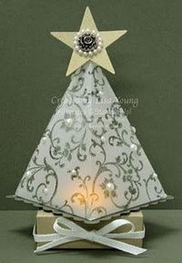 Tutorial for Christmas Tree Luminaire