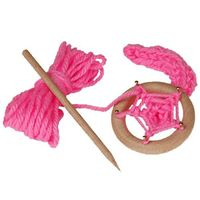 Wooden Ring Knitter