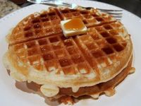 Waffle of Insane Greatness!