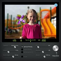 This DSLR camera simulator shows you visually how ISO speed, aperture, shutter speed, and distance affect the outcome of your digital photos.