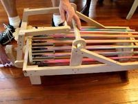 Rubber Band Machine Gun which can shoot 200 rounds