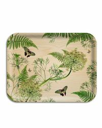 Chinoiserie Tray Natural