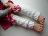 Leg Warmers for Babies and Kids, (Pattern for sale)