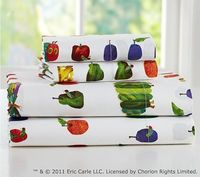 hungry caterpillar sheets