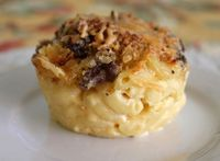 Muffin Tin Macaroni and Cheese