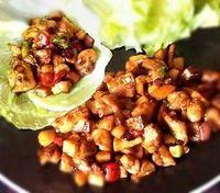 asian lettuce wraps- recipe of the week