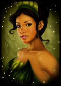 Princess Tiana - Disney Princess Fan Art (12696628) - Fanpop fanclubs