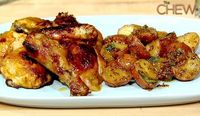 Carla Hall's BBQ Chicken Recipe #thechew
