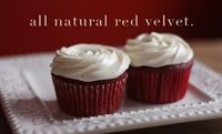 red velvet without food dye! finally!!!