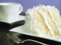 coconut cream cake... seriously gonna make this real soon - and probably eat it all