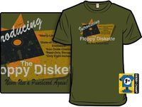 Introducing the Floppy Diskette: Never Use a Punchcard Again!
