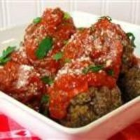 Quick meatball recipe
