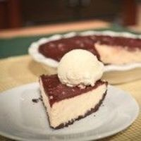 Carla Hall's Chocolate Peanut Butter Pie