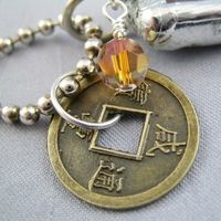 Awesome Firefly necklace