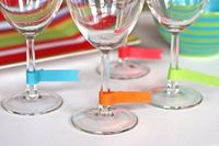 Free printable wine glass tags from How About Orange.