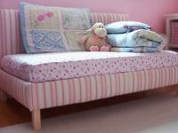 Reuse crib mattress