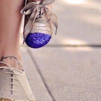 Glitter Toe Shoe DIY {Shoes}