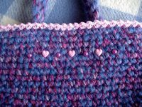 Says it an easypeasy crochet bag, by