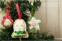 Beautiful Crochet Ornaments
