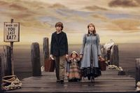 Series of Unfortunate Events - Colleen Atwood's fantastic costume design.