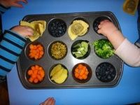 Quickest way to feed kids healthy foods