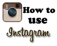 now that you have added instagram on your phone learn how to really use it!