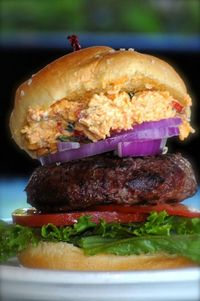 Can't wait to go try out Sesame Burgers in W Ashley, SC