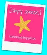 Simply Speech: Creative Speech Therapy Resources - Pinned by
