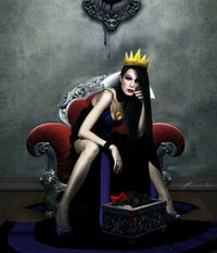 Snow White Stepmother by bionic7