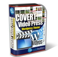 Review Covert Video Press Theme - Great For Autoblogging, Ranking Youtube Video's.
