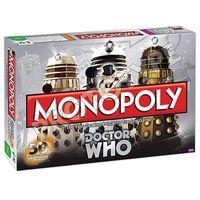 There are probably better board games to turn DW into... but that's okay.