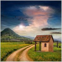 The Shelter by Jean Michel-Priaux