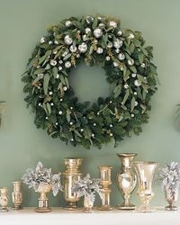 Wreath magic!