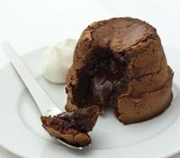 Hot Chocolate Cakes