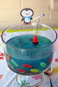 Penguin Jello