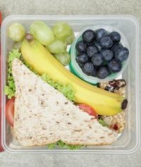 10 Quick and Healthy Lunch Ideas -