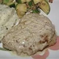 Creamy Pork with Sour Cream Sauce Recipe