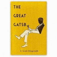 mustard yellow, The Great Gatsby